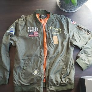 Other - Strw flying tigers bomber unisex